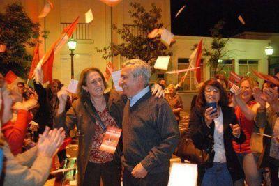 """Para Torroba la victoria en Santa Rosa """"significa reposicionar el FrePam"""""""