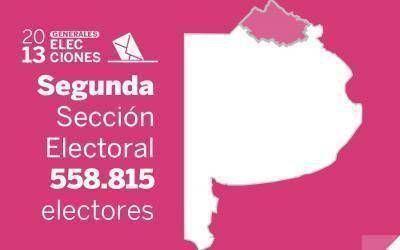 Elecciones Generales 2013: Resultados oficiales en la Segunda Secci�n Electoral