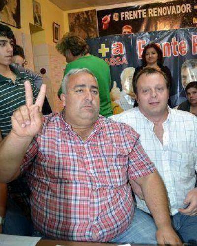 Peteco y Di Pasqua, del Frente Renovador ,son nuevos concejales electos.