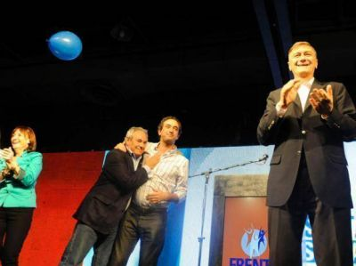 Los nueve diputados que ingresan al Congreso de la Naci�n por Santa Fe