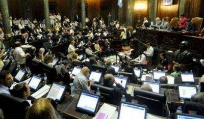 Legislatura: UNEN se convierte en primera minoría