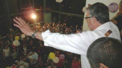 Rotundo triunfo de Vicente Gatica con el 38,60% de los votos