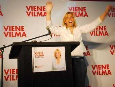 """Vilma Baragiola, la gran ganadora, feliz: """"Vaya si nos tuvieron confianza"""""""