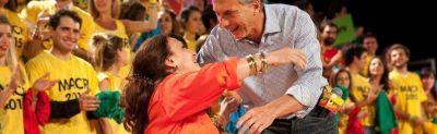 Ganó Pro en la Ciudad y se lanzó Macri