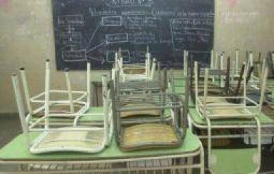 Lunes sin clases por la mañana en escuelas donde se votó