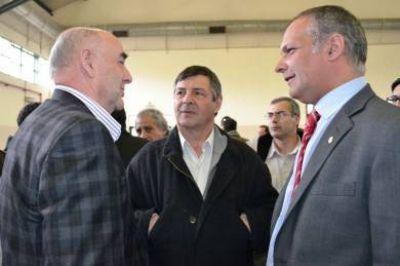 """El """"Rafa"""" Williams renunció públicamente a la presidencia del PJ"""