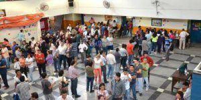 """Formosa vivió ayer una verdadera """"fiesta"""" democrática"""