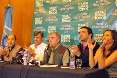 Mario Das Neves y Nelly Lagoria serán los diputados nacionales por Chubut