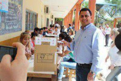 """Samaniego: """"El ciudadano sabe que no es una legislativa más"""""""