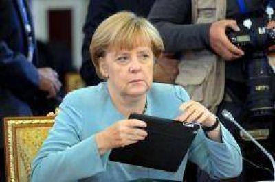 Desmintieron que Obama haya estado informado de las escuchas a la presidenta Angela Merkel