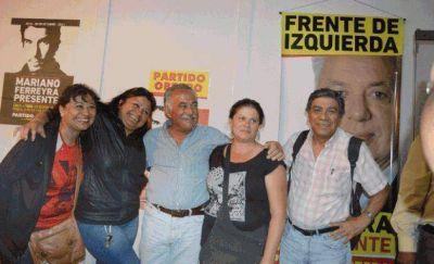Enrique Paredes, a �ltimo momento, le gan� la pulseada a Aurelio D�az