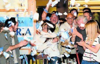 El Frente para Victoria metió 2 diputados: Scotto y Gill