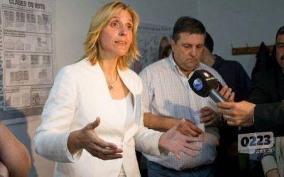 El FpV sumó dos concejales y lanzó la candidatura de Cheppi para el 2015