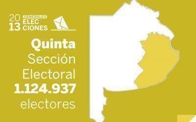 Elecciones Generales 2013: Resultados oficiales en la Quinta Sección Electoral