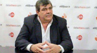 Peche reconoció la derrota en Sáenz Peña