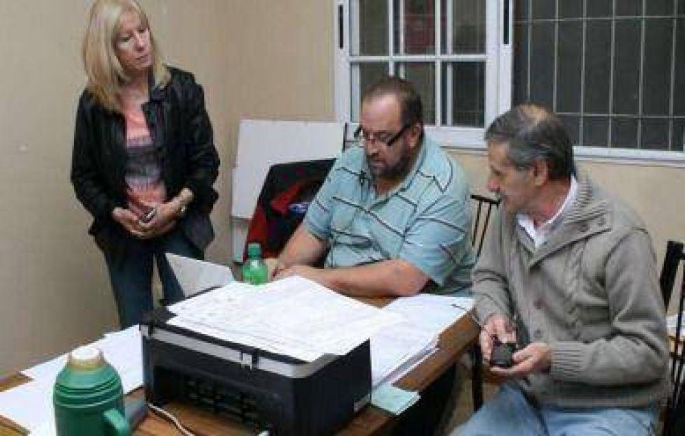 Mario Bracciale perdió su banca en el Concejo pero continuará trabajando en los proyectos