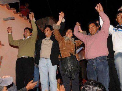 """""""Lito"""" Herrera fue electo intendente"""