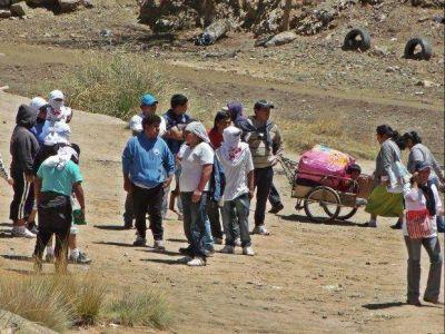 Intensa jornada electoral hubo en la frontera