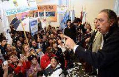 """Rodolfo Urtubey: """"Llevaremos dos Senadores y Salta una vez más va a aportar a la construcción de una Nación mucho más justa"""""""