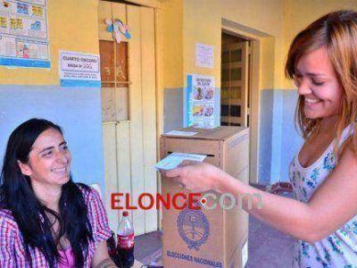 El oficialismo cosechó más del 40% de los votos en el Departamento Paraná