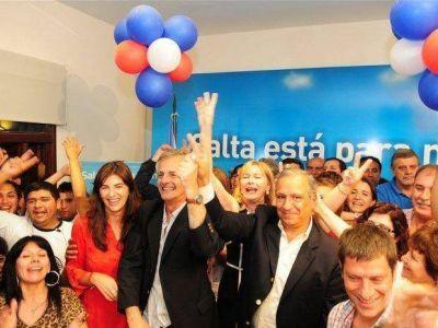 Urtubey, Fiore y Romero, los nuevos senadores nacionales por Salta