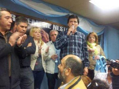El Frente para la Victoria ocupará una banca en el Congreso Nacional