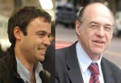 """""""Empate técnico"""" entre Lemos y Woscoff"""