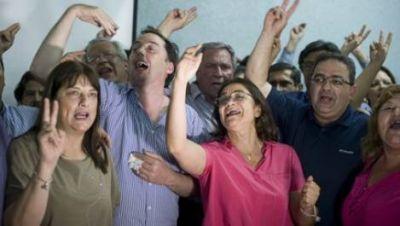 El oficialismo festejó recuperar la mayoría en el Senado provincial