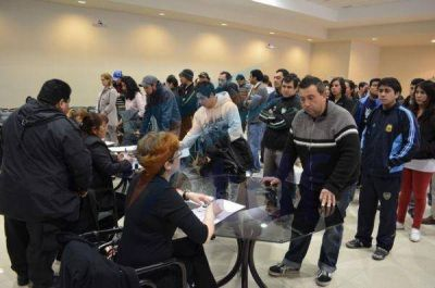 Más de 8300 personas justificaron la no emisión del voto en la provincia