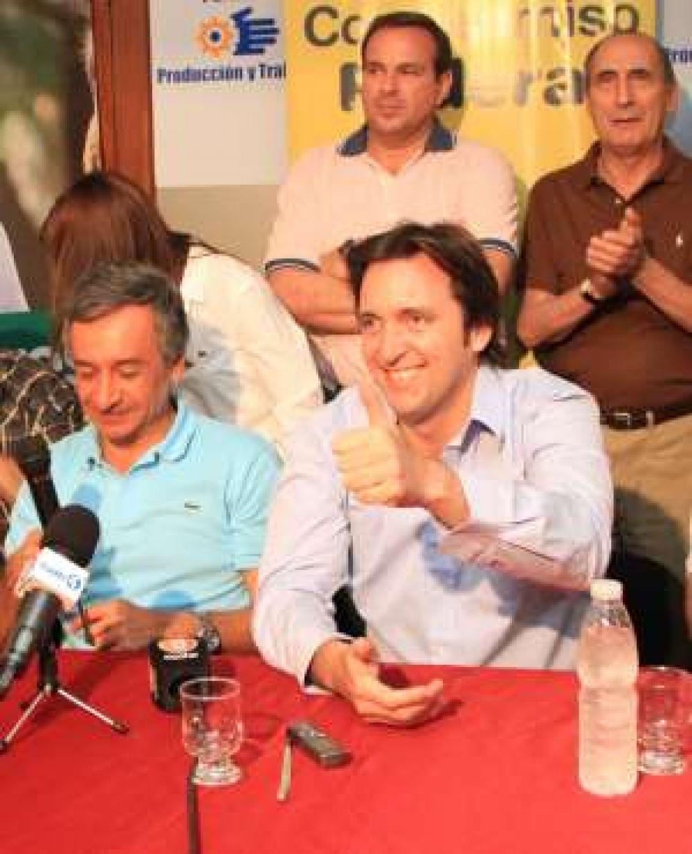Cáceres con más votos y se redujeron los del Frente