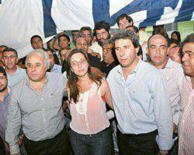 """Uñac: """"Esta victoria tiene un solo padre, José Luis Gioja"""""""