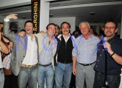 La Plata: el massismo festejó el triunfo y se proyectó hacia el 2015