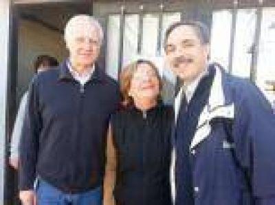 "La Plata: ""Nació un nuevo liderazgo no solo provincial sino nacional"", dijo Amondarain con respecto a Massa"