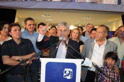 Compromiso Federal festej� junto a los militantes otro triunfo hist�rico