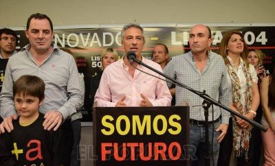 Amplio triunfo del Frente Renovador en Olavarría