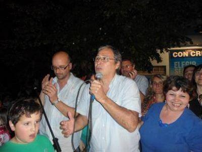 AMPLIO E HISTORICO TRIUNFO DE LA LISTA LOCAL DEL FPV EN SALADILLO