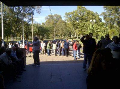 El Frente para la Victoria ganó en Bolívar la elección a concejales