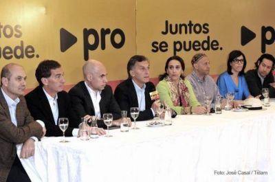 """Macri:""""Vamos a construir una verdadera alternativa, sin acuerdos entre cúpulas partidarias"""""""