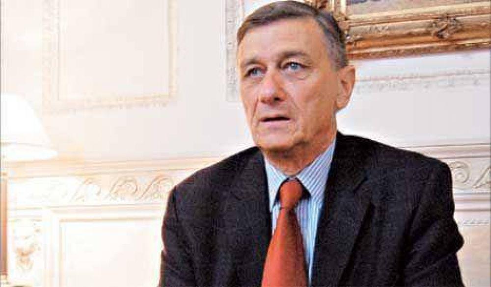 "Binner: ""Kirchner tiene formas que no comparto"""