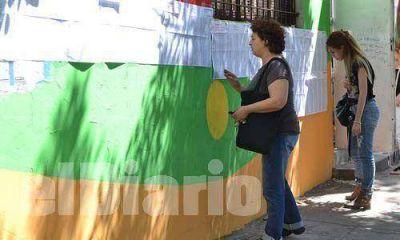 """""""Entré y salí"""", la frase que más repitieron los votantes en Pilar"""