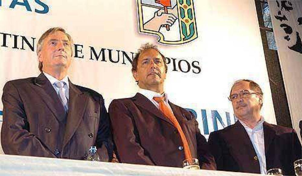 Los barones peronistas del conurbano pusieron candidatos en ambas listas