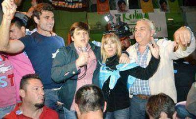 Bormioli llam� a la uni�n del justicialismo para ser gobierno municipal en 2015