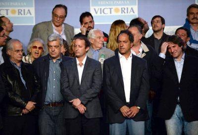 Scioli negó que la elección signifique el fin del kirchnerismo