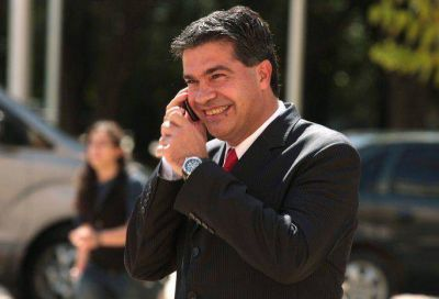 ¿Análisis post electoral?: Pérez se reune en San Juan con otros gobernadores kirchneristas
