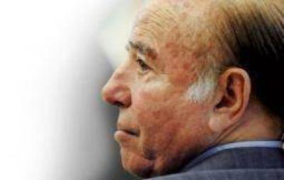 Por enésima vez, Beder reinvindicó la figura de Carlos Menem