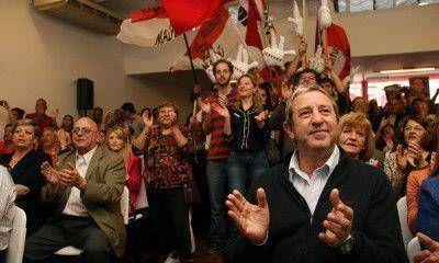 Tras su triunfo, Cobos dijo que la UCR tiene cuatro candidatos a la gobernación