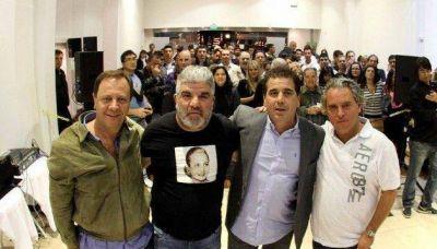 El Pro-peronismo festejó en el sur porteño