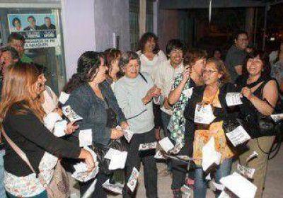 Centenario: el voto en blanco fue primero en el referéndum