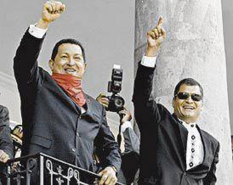 """Chávez promete darle a Techint una """"justa compensación"""""""