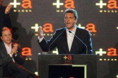 Massa no para: Este miércoles llega a Mar del Plata para agradecerle a la gente que lo votó